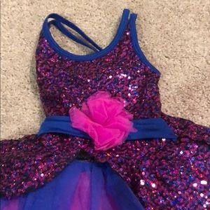 Dance recital costume